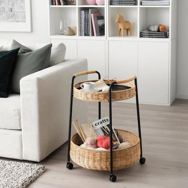 Ikea catalogo 2020  - carrello Lubban