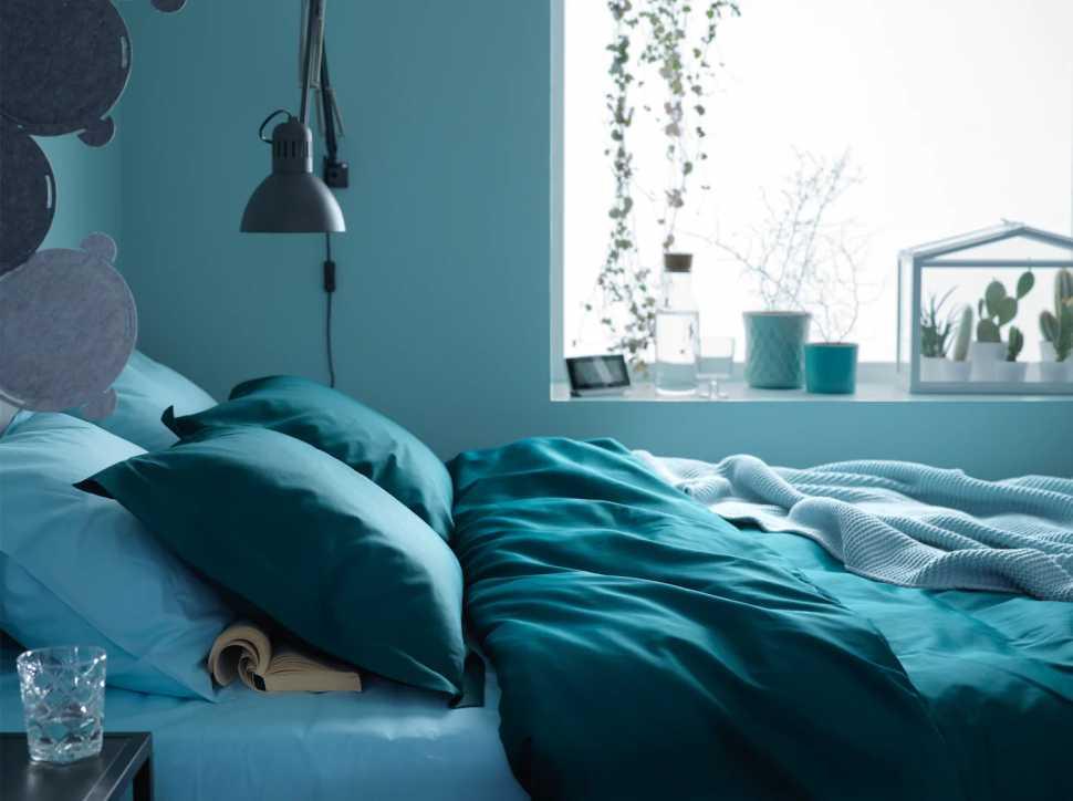 Ikea catalogo 2020 - copripiumino e federe Lucktjasmin