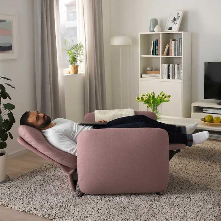 Ikea catalogo 2020  - poltrona reclinabile Ekolsund