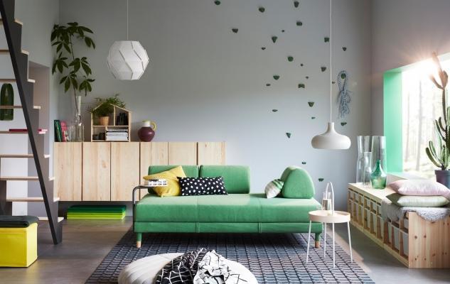 Ikea catalogo 2020 - divano Flottebo