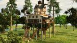Case sull'albero prefabbricate: soluzioni per grandi e piccini