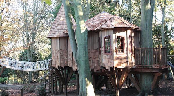 Casa sull'albero Sleepy Hollow - Progetto e foto by Blue Forest