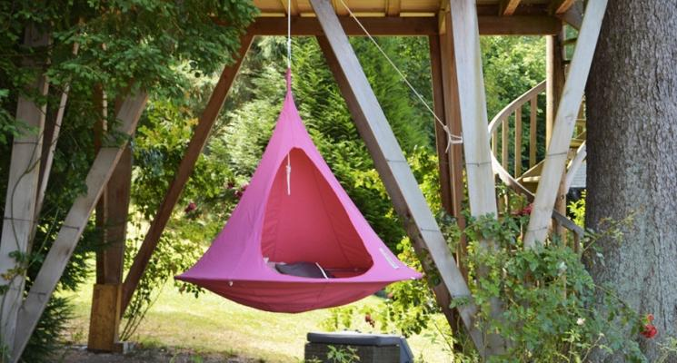 Case sull'albero alternative: tenda Cacoon Double - by Cacoonworld