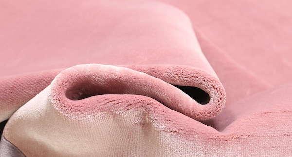Tappeto in seta cinese: la lucentezza del tessuto - Foto by CarpetVista