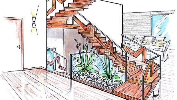 Scale di design interne per collegare con stile gli spazi abitativi