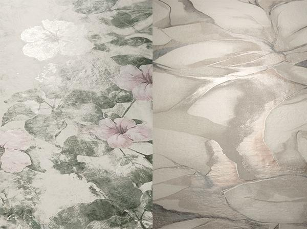 Ceramica carta da parati Cotto Petrus Still Florealel