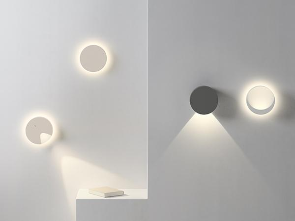 Applique set luci led Dots di Vibia