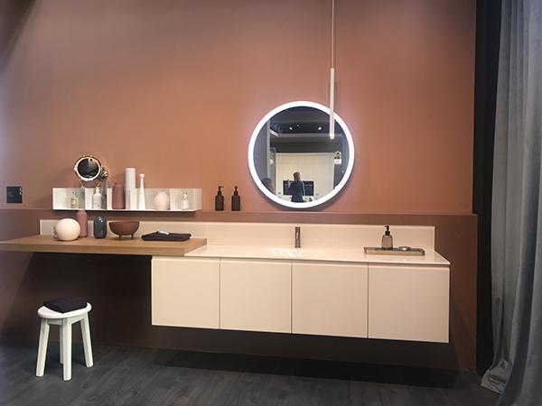 Design bagno esposizione Cersaie 2019