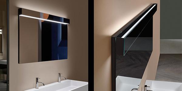 Lampadine led specchio lucente Antonio Lupi Design