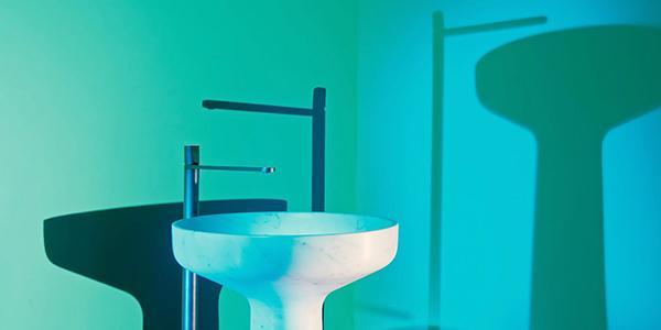 Luce a led bagno lavabo Antonio Lupi