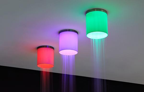 Luci Led bagno iride Antonio Lupi design