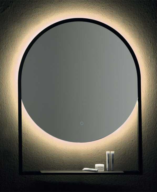Specchio luci al led cassiopea Vanita?&casa