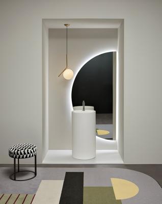 Luci led specchio Spicchio Antonio Lupi Design