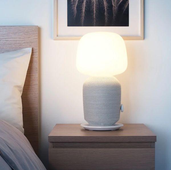 Lampada smart IKEA modello SYMFONISK