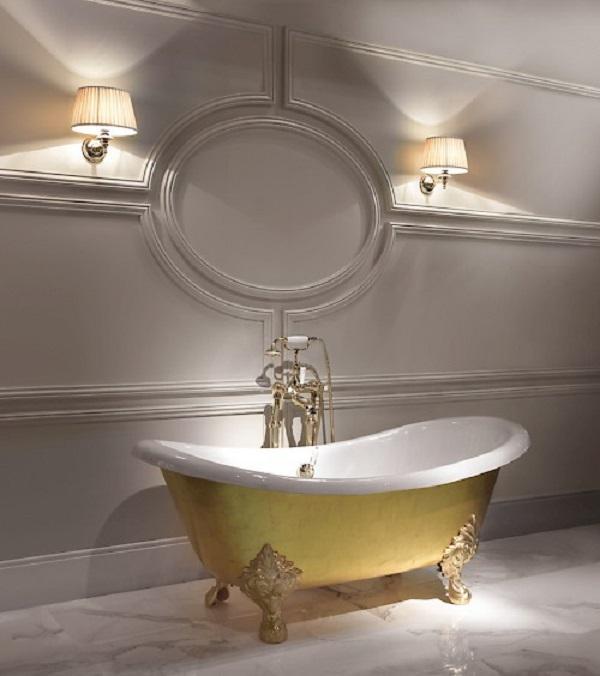 La vasca da bagno Mida di Devon&Devon