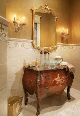 Lo specchio barocco, da elenidecor.com