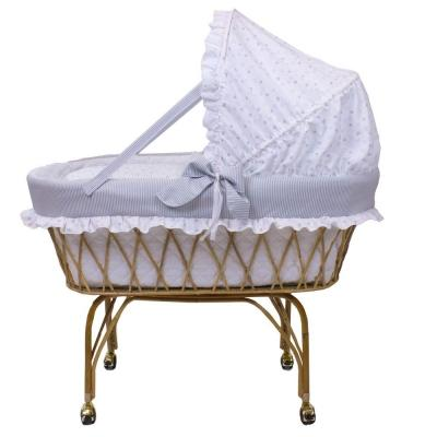 Culla neonato in vimini, da Babysanity