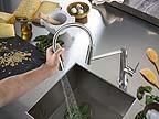 Miscelatore cucina Levante - Gruppo Nobili