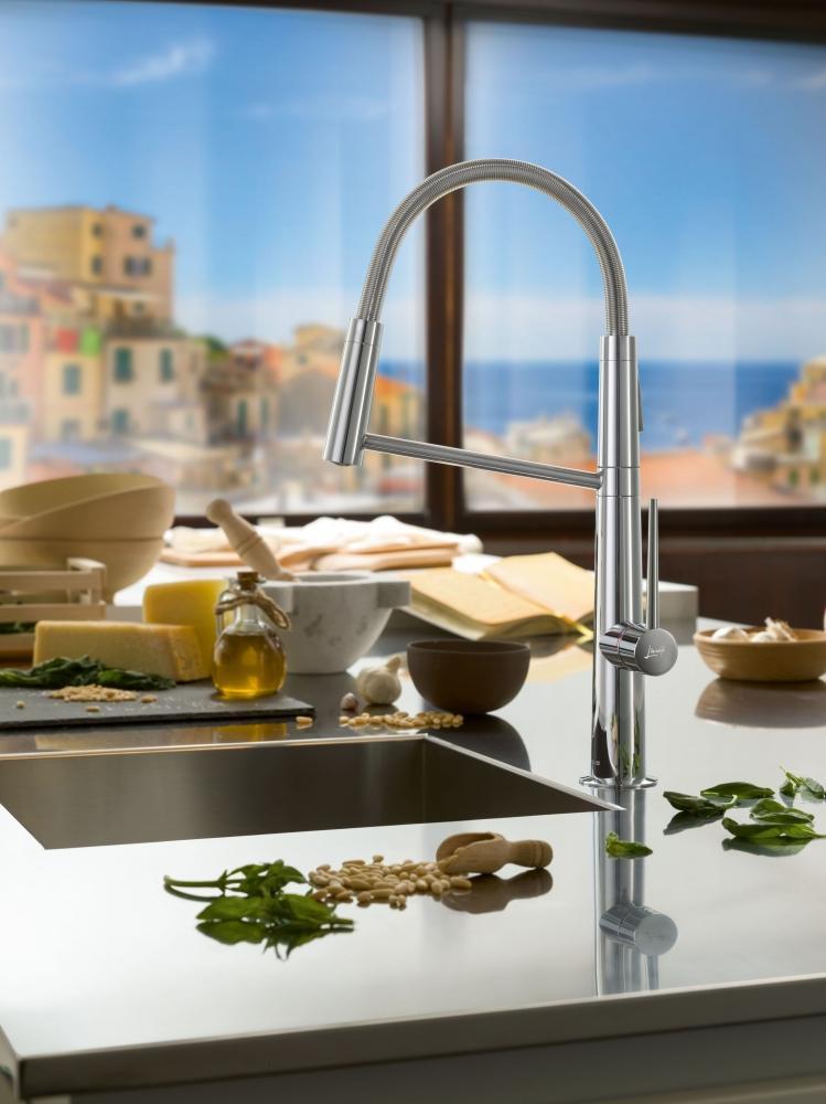 Miscelatore cucina Levante - Nobili Gruppo