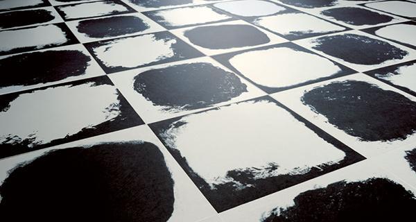 Gres porcellanato optical art Macchia di 14oraitaliana