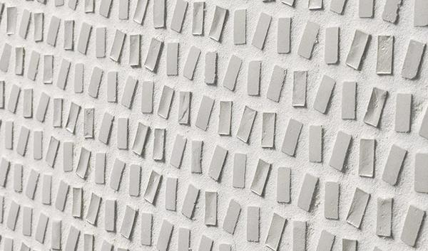 Micromosaico Micro-Brick di Micro con tessitura Nod