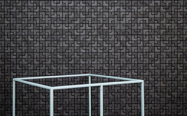 Minimosaico Sumi-e Lambda di Mosaicomicro