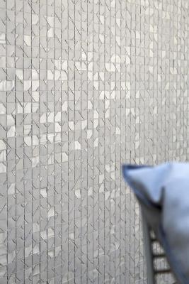 Minimosaico Sumi-e Delta by Mosaicomicro