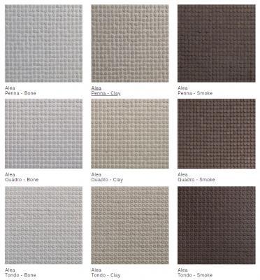Variazioni dei micromosaici Alea di Micro