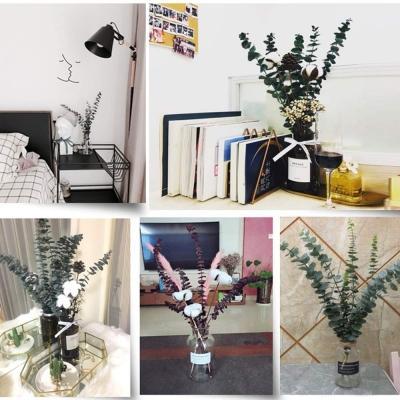 Composizioni floreali con rami di eucalipto