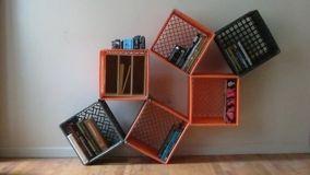 Idee di riciclo creativo con le cassette di plastica