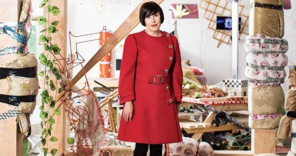 Alice Rawsthorn, Guest Curator di Milano Design Film Festival 2019 - foto, Michael Leckie