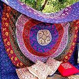 Copridivano Mandala Multi Color - Amazon