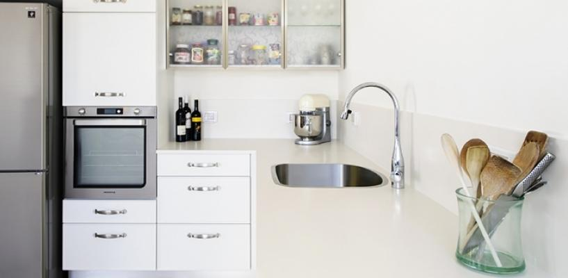 Top cucina in pietra sinterizzata - Lapitec