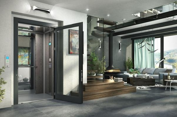 Ascensore casa Home lift - Vimec