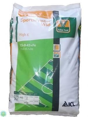 Fertilizzante idrosolubile Icl Sportsmaster Wsf High su Agraria Comand