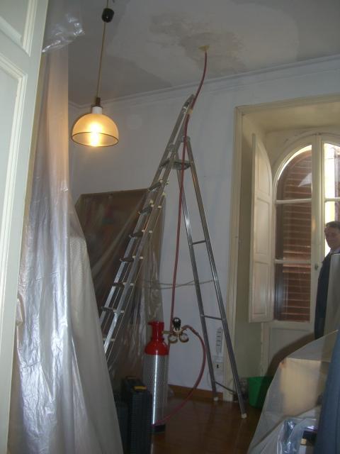 Indagine umidità con Gas Tracciante - Studio Ingegneria Randazzo