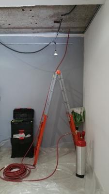 Metodo gas tracciante per ricerca infiltrazione acqua - Studio Ingegneria Randazzo