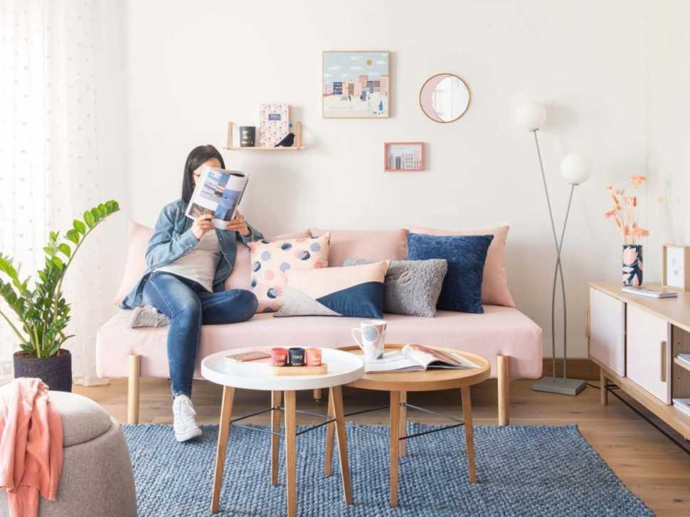 Pantone colori Autunno Inverno 2019-2020 - Maisons du Monde - colori Urban mood