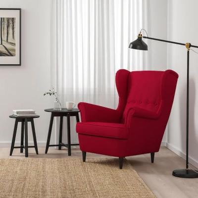 Pantone Chili Pepper - IKEA Poltrona Strandmon