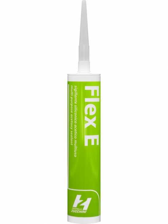 Silicone acetico Flex E - Fratelli Zucchini
