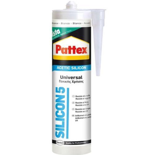 Silicone acetico Pattex Universale - Carrieri