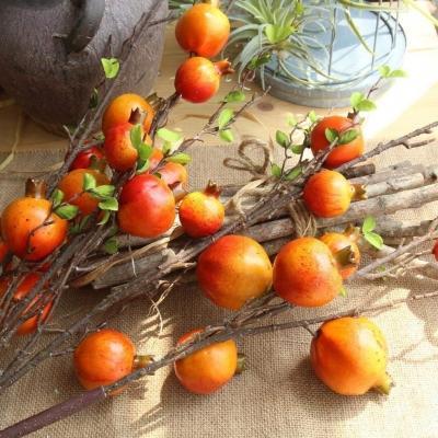 Frutta autunnale a scopo ornamentale