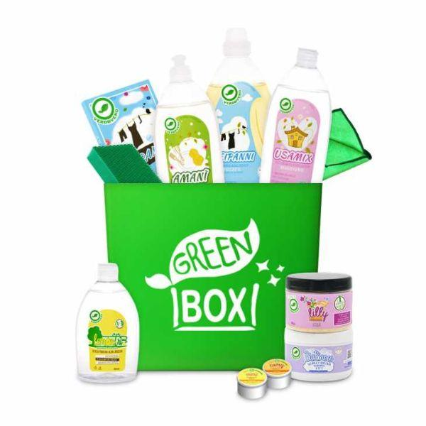 Green Box Verdevero