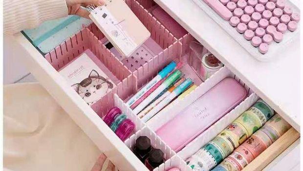 Organizer per cassetti: come contenere ordinatamente oggetti vari e biancheria
