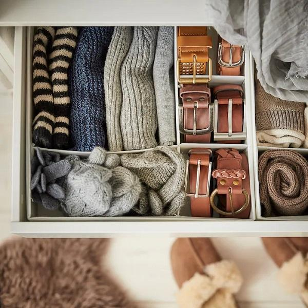 Ikea Skubb, per organizzare i cassetti