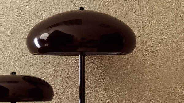 Lampada in metallo laccato - Design e foto by Zara Home