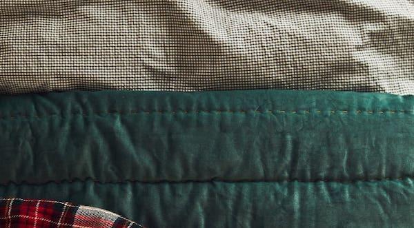 Trapunta in velluto e lino per bambini - Design e foto by Zara Home