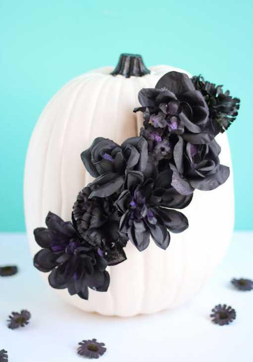 Festa di Halloween: zucca macabra, da designimprovised.com