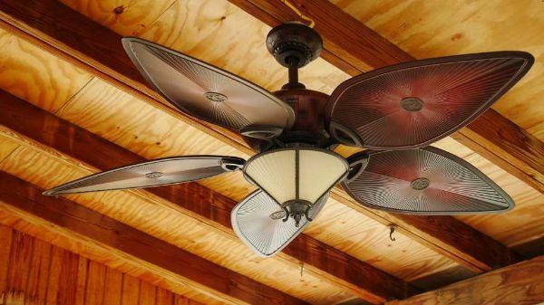 Ventilatore lampadario