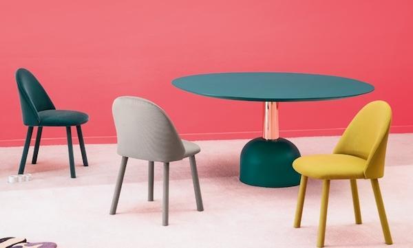 Tavolo Illo - Design e foto by Miniforms